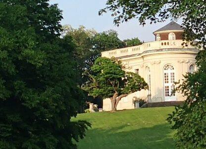 Bild aus dem Park